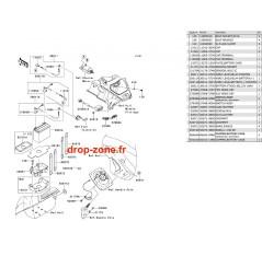 Equipement électrique Ultra 300-X/ 300 LX 11-12