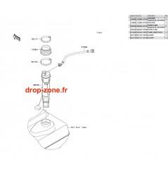Pompe à essence Ultra 250-X 07-08/ Ultra 260-X 09-10