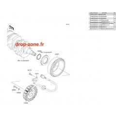 Générateur Ultra 250-X 07-08/ Ultra 260-X 09-10