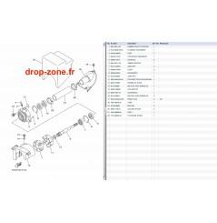 Transmission VX SPORT 10-14/ VX Cruiser 10-14/ VX Deluxe 10-14