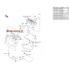 Refroidissement SX-R 800 03