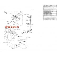 Refroidissement X2-R 800 07