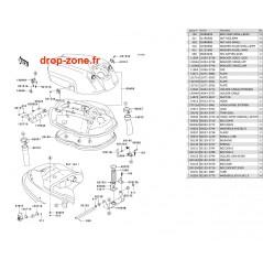 Capot moteur X2-R 800 07