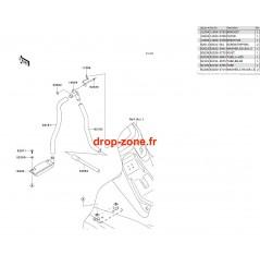 Système de cale X2-R 800 07