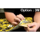 KAWASAKI 800 SXR AVEC KICK TAIL 1'' CUT DIAMOND