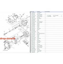 Turbine FZR-FZS SHO 11-13