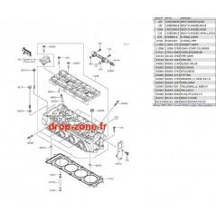 Culasse STX-15F 04-17/ Ultra LX 08-17/ SX-R 1500 17