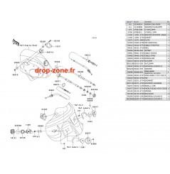 Câbles X2-R 800 07