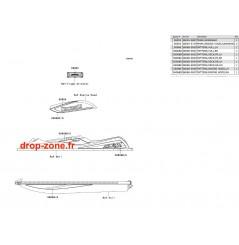 Stickers SX-R 800 09
