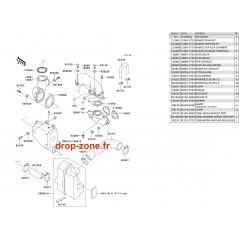 Echappement SXI PRO 750 00-02