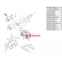 Pièces carburateur SXI PRO 00-02/ SXI 96-97