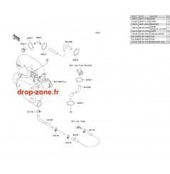 Refroidissement SXI PRO 750 00-02/ SXI 750
