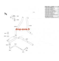 Système de cale SXI PRO 750 00-02