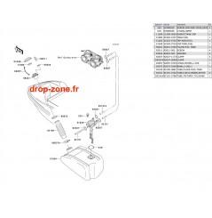 Réservoir carburant SXI PRO 00-02