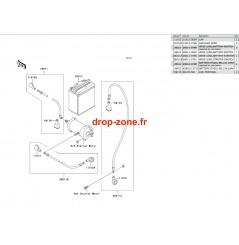 Equipement électrique SXI PRO 00-02/ SXI