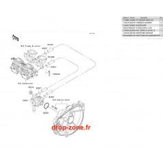Pompe à huile SXI 750