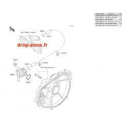 Pompe à huile SX 750/ SX 650