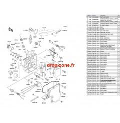 système d'allumage SX 750