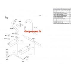 Système de cale SX 750