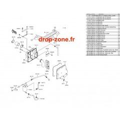 Filtre à air SX-R 1500 17
