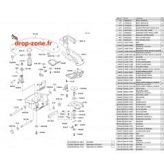 Bras SX 750
