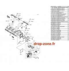 Carburateur SX-R 1500 17-20