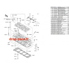 Culasse STX-12F