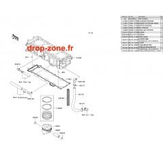 Cylindre/ Pistons STX-12F