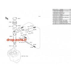 Pompe à essence STX-12F