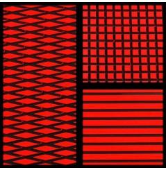 TAPIS HYDROTURF EN ROULEAU RED / BLACK