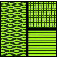 TAPIS HYDROTURF EN ROULEAU LIME GREEN / BLACK