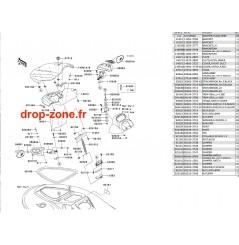 Coque avant STX-12F 07