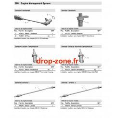 Sondes/ capteurs