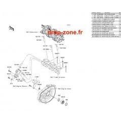 Pompe à huile STX 1100 02