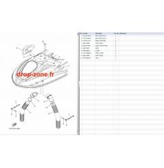 Ventilation FX HO Cruiser 09-11/ FX HO 09-11/ FX SHO Cruiser 08-11/ FX SHO 08-11