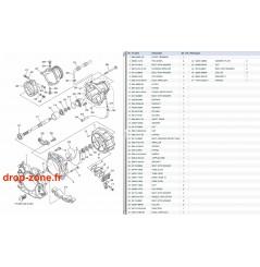 Turbine FX SHO Cruiser 10-11/ FX SHO 10-11