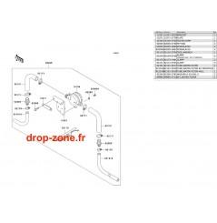 Pièces en option STX 1100 02/ STX-R 1200 04/ Ultra 150 04/ STX 900 06
