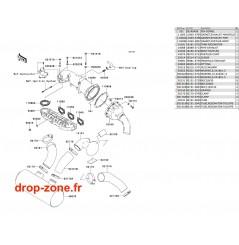 Echappement STX-R 1200 04