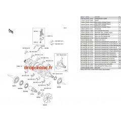 Vilebrequin STX-15F 07-10/ Ultra LX 08-09