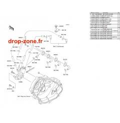 Pompe à huile STX-R 1200 04/ Ultra 150 04