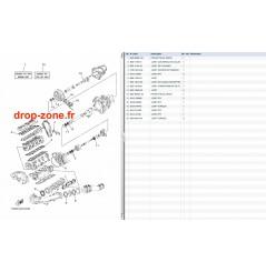 Kit réparation VX Cruiser 11/ VX Deluxe 11/ VX Sport 11