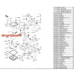 Système d'allumage STX-R 1200 04