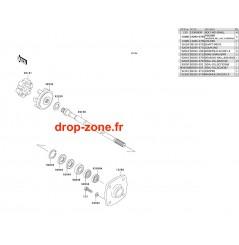 Transmission STX-R 1200 04
