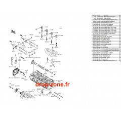 Système d'allumage SX-R 1500 17-20
