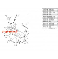 Coque SX-R 1500 17-20