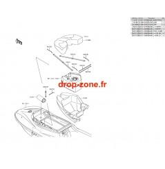 Pièces de coque SX-R 1500 17-20