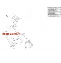 Système de cale SX-R 1500 17-20