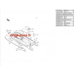 Mousses SX-R 1500 17-20