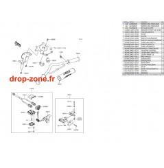 Guidon SX-R 1500 17-20