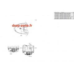 Labels de sécurité SX-R 1500 17-20